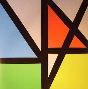 new order - music complete - vinilo doble - edición uk