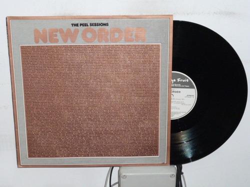 new order the peel sessions maxi inglés