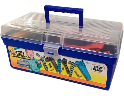new plast valija juego de herramientas nuevo baby movil