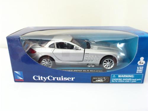 new ray - city cruiser - mercedes-benz slr mclaren - 1/32