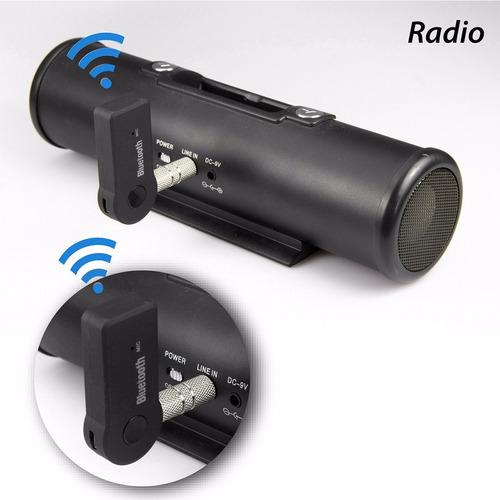 new receptor bluetooth adaptador musica p2 chamada som carro