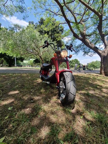 new scooter electrico chopper 3000w