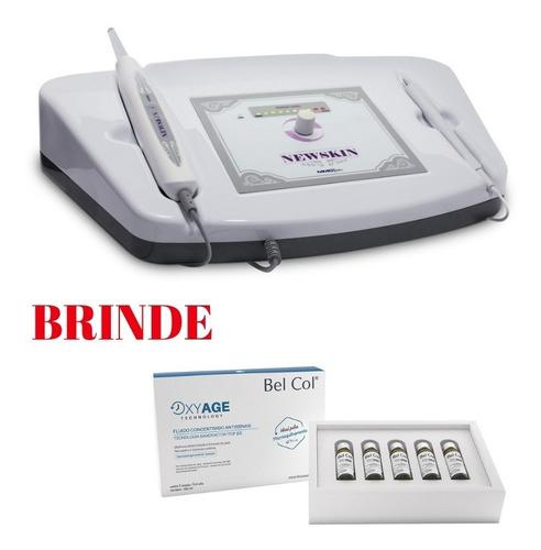 new skin mmo jato de plasma eletrocautério brinde 05 ampolas