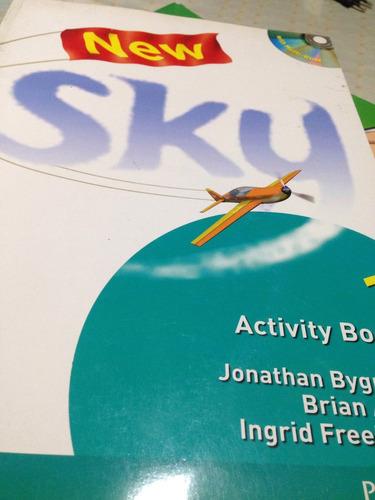 new sky 1 activity book pearson