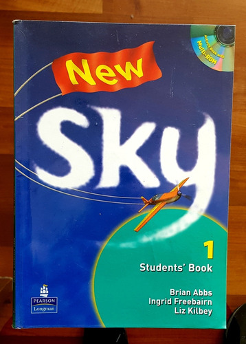 new sky 1 - student's book, activity book