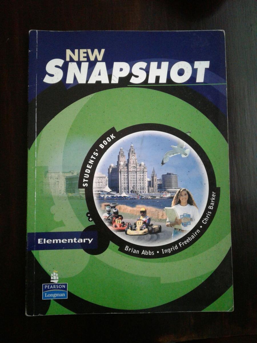 Snapshot Elementary Students Book