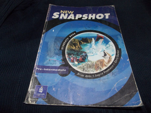 new snapshot - students' book