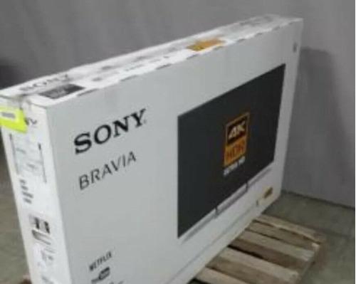 new sony 60-inch 4k ultra hd smart 2160p led tv sealed