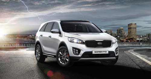 new sorento 2.2 (197hp) crdi gti 4x4_unica_conocela
