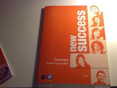 new success teacher's elementary book