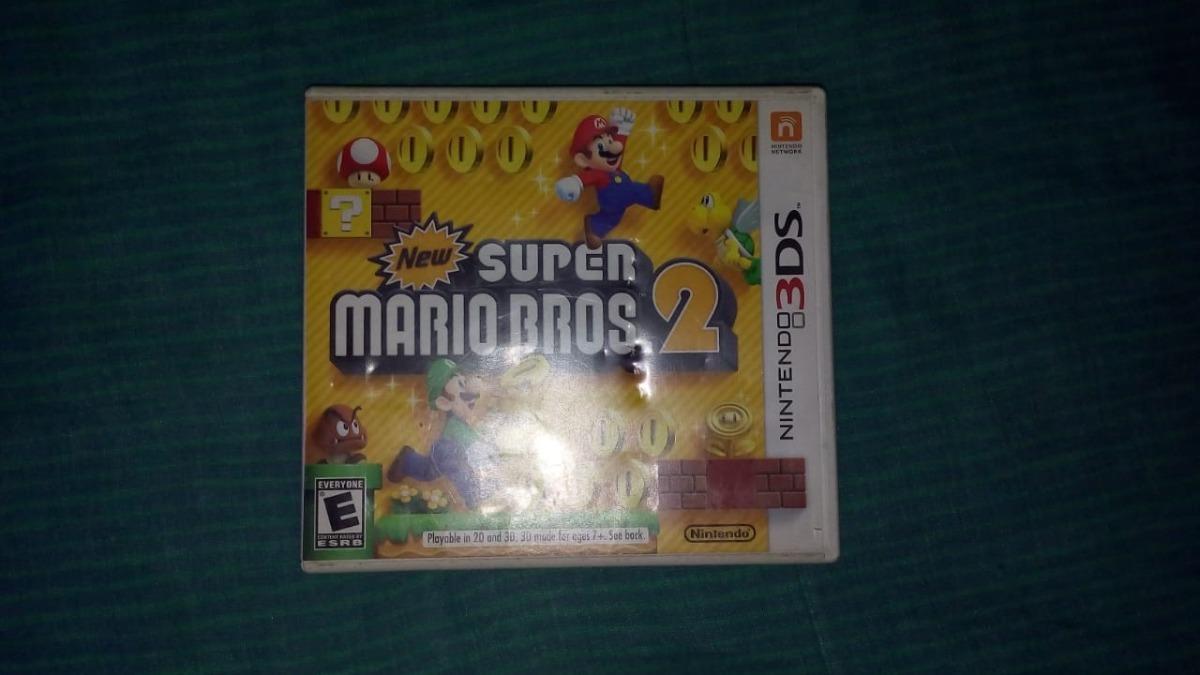 new super mario 2 3ds