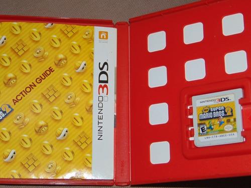 new super mario bros 2 3d juego de nintendo 3ds vendo cambio
