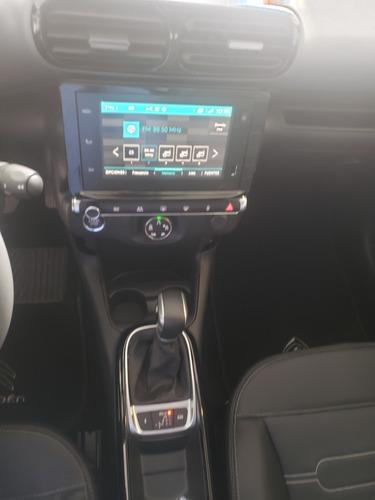 new suv citroen c4 cactus shine 1.6cc 165 hp thp 8.500 kms