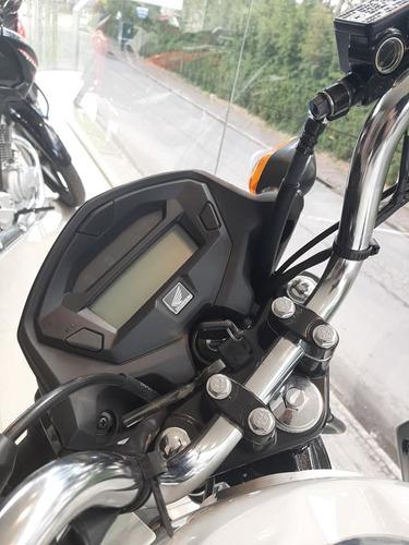 new titan 150 0km retira ya 12/18 c/tjta honda motopier pila