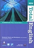 new total english elementary - flexi course book 1 (book + w