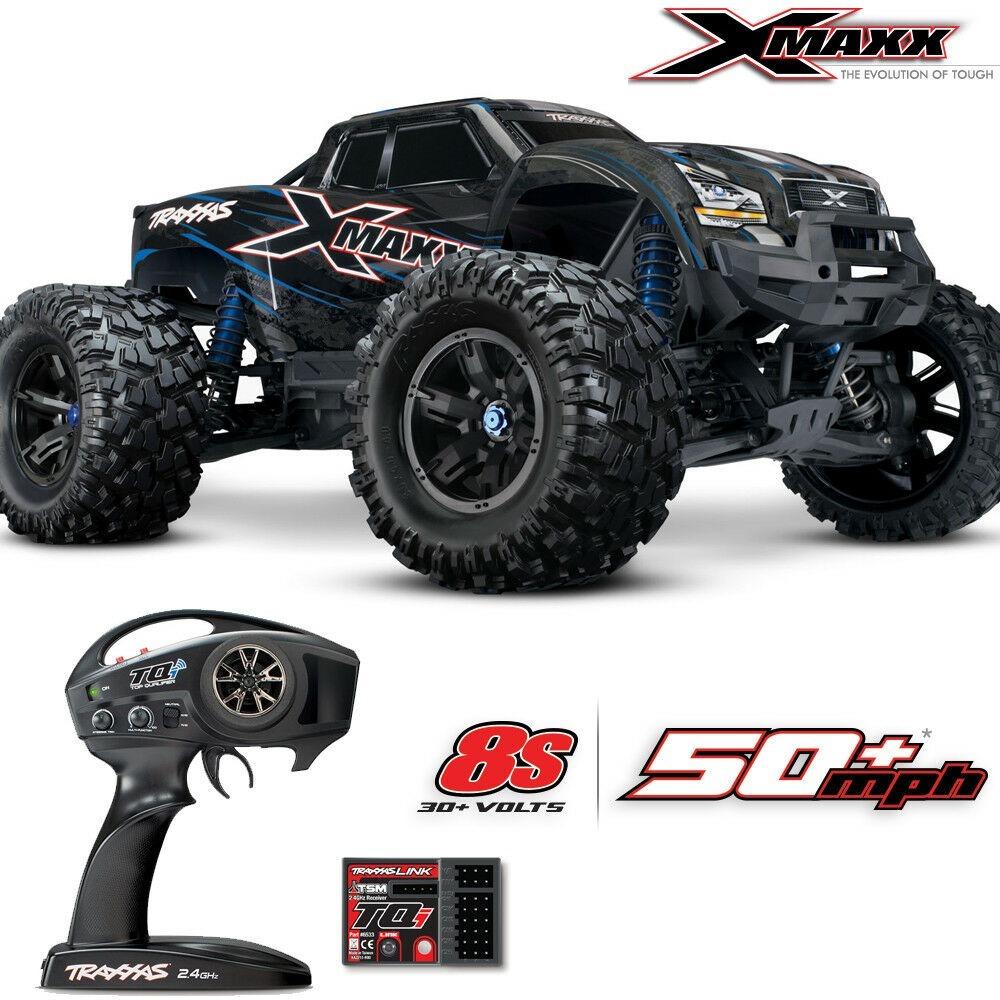 New Traxxas X-maxx 8s 4wd Pronta Entrega!!! 12x S/ Juros!!!