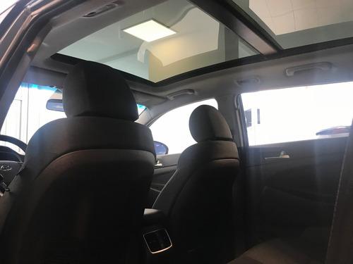 new tucson panorama sunroof at