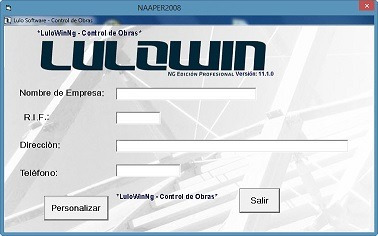 new version lulowinng 2018 personalizable bdd marzo 2019