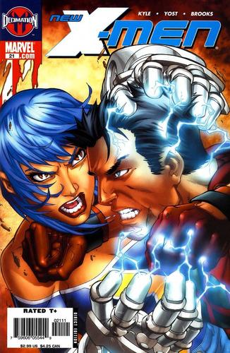 new x men vol 2 cómics digital español