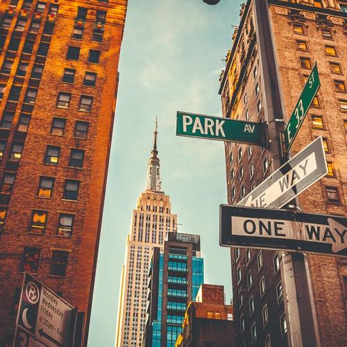 new york empire state con marco rompecabezas 250p clementoni