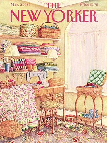 New York Puzzle Company - Cuarto De Costura New Yorker - Rom ...