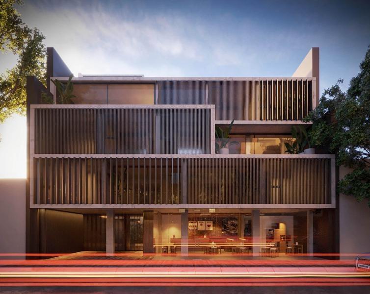 newbery 3364 - casas urbanas - ph 3 amb c/balcon terraza