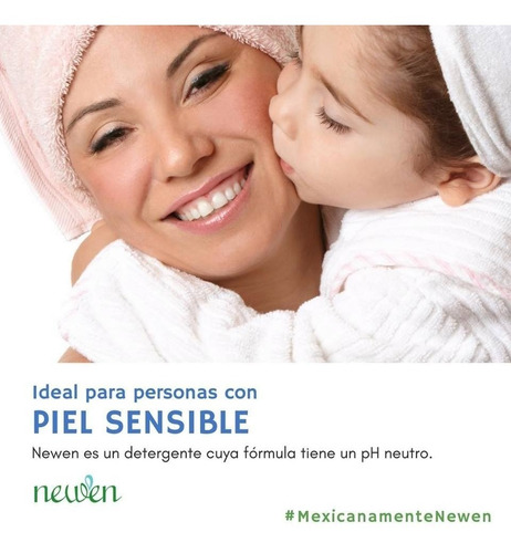 newen 4 lt envío gratis detergente biodegradable ph neutro