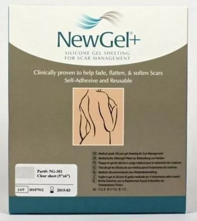 newgel cicatrices lamina de silicona 301 magistral lacroze