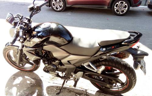 next 250 2015 preta aceito troca por scooter aceito oferta