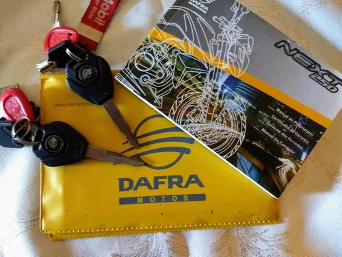 next 250 dafra