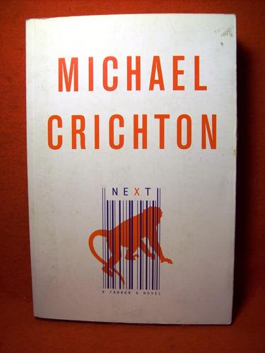 next michael crichton traduc martín de dios - rins calahorra