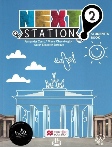 next station 2 - student´s book with workbook and clil wit