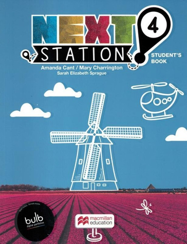 next station 4 - student´s book with workbook & clil with