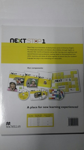 next stop students book 1