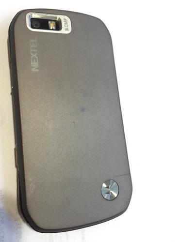 nextel aparelho / uso de peças somente aparelho