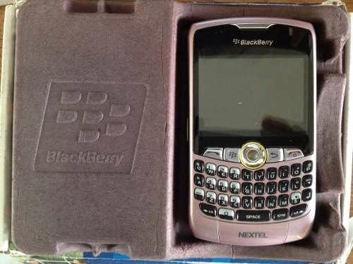 nextel blackberry 8350i rosa pink mujer dama en caja ver#5.5