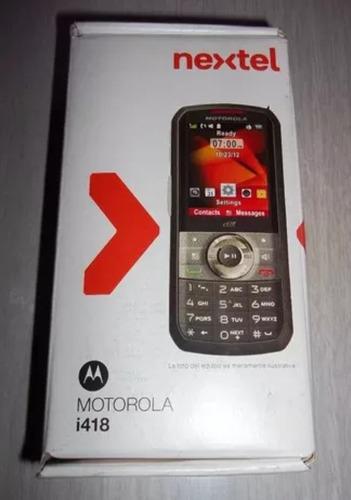 nextel i418