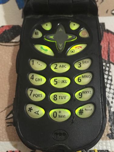 nextel i520 goma solo para uso radio con desgaste estetico