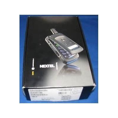nextel i576 black en caja importado libre films en vidrios