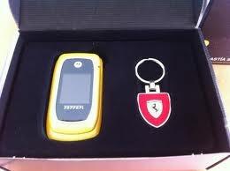 nextel i897 amarillo ferrari yellow nuevo en caja importado