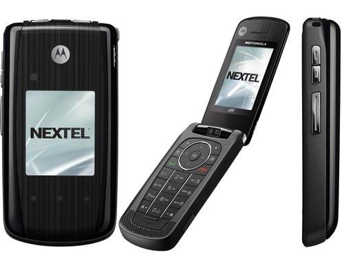 nextel iden i890 black unico mas elegante usado estado 8,1p