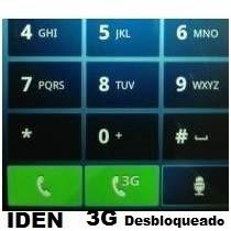 nextel iron rock iden+3g android 4.0 +8gb iden+ 3g
