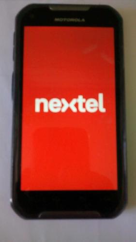 nextel iron rock xt 626 - 4.0 - 8 giga