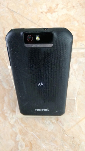 nextel iron rock xt626 original android 4.0, bom estado