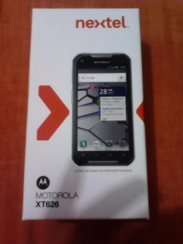 nextel xt626 celular