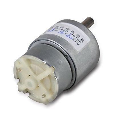 nextrox 30rpm mini caja de engranajes del motor eléctrico de