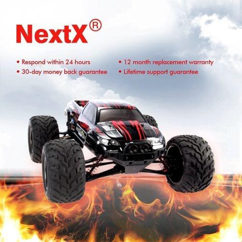 nextx escala 1: 12 2 wd eléctrico remoto rc control coches