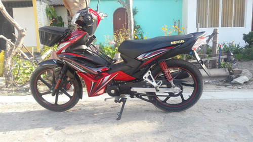 nexus 110 rojo