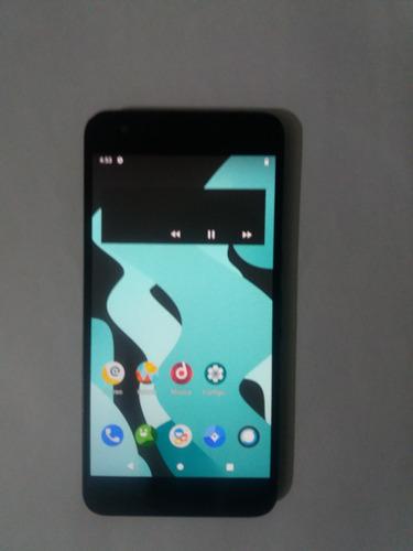 nexus 6p 64 gb android 10 con 2 baterias (t100) negociable