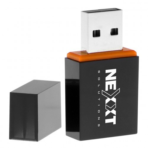 nexxt adaptador lynx 301 wireless 300 usb